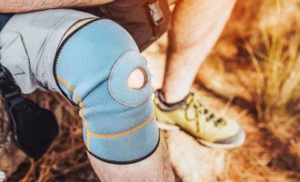 Knee Braces Help with Hiking
