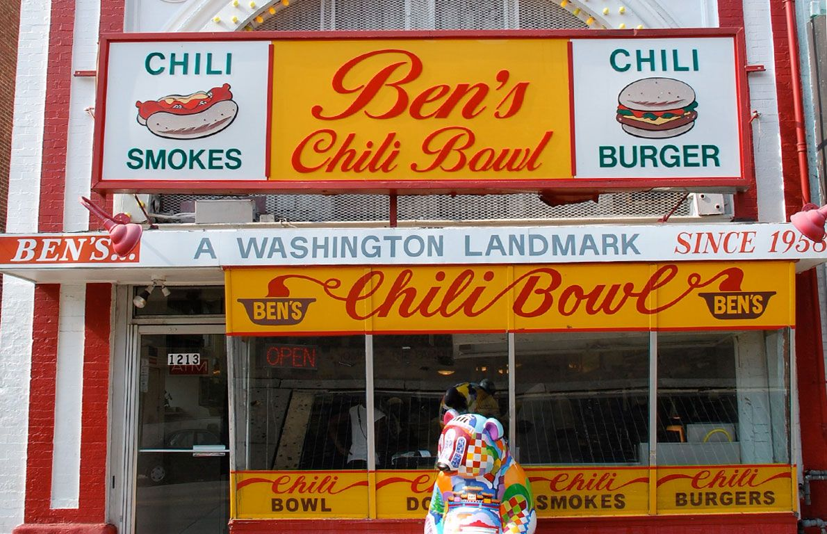 Best Chili in Washington DC