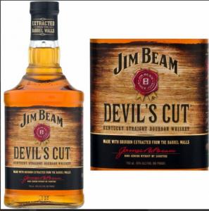 Jim Beam Devil's Cut Whiskey