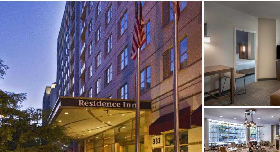 Residence Inn Washington dc hotel
