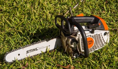 Stihl Chainsaw Won't Start