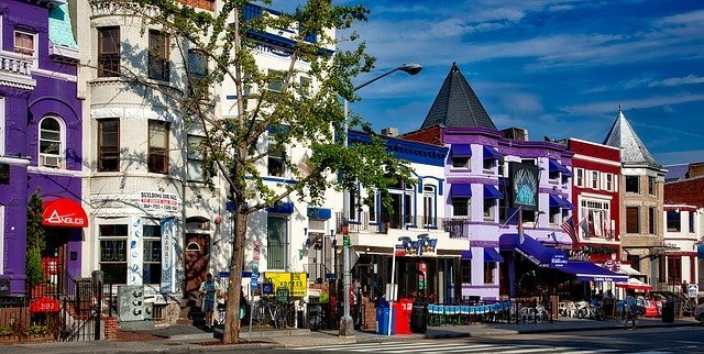 Best Neighborhood To Stay In Washington DC
