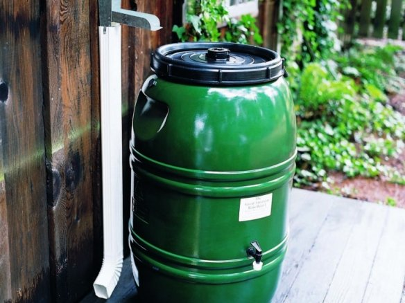 Best Rain Barrel Diverters