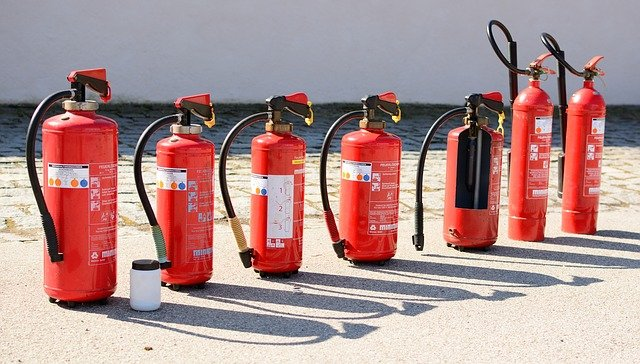 Best Fire Extinguisher For Garage