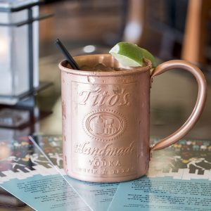 Moscow Mule Mugs for parties